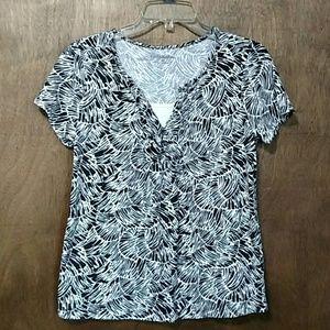 6 for $15/Croft & Barrow blouse